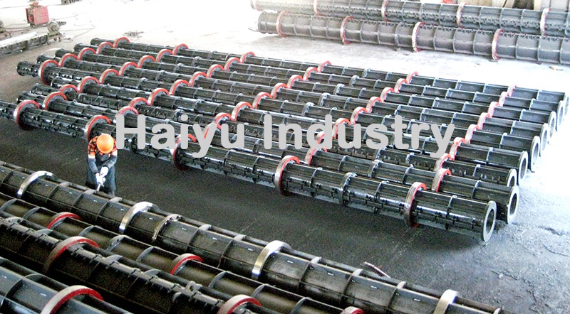 Concrete Pole Mould-Haiyu Industry in China