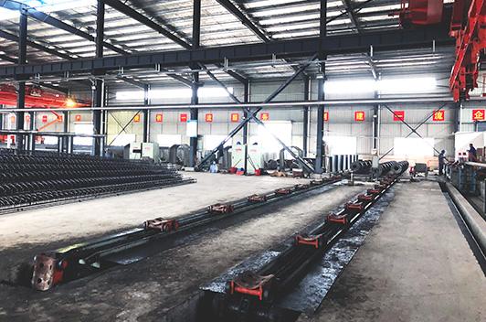 Concrete Pole Factory
