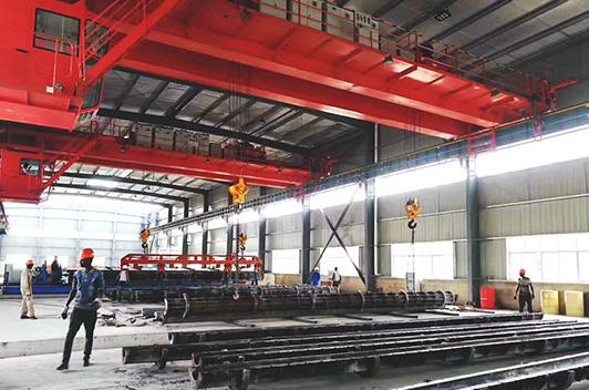 Concrete Pole Production Technology