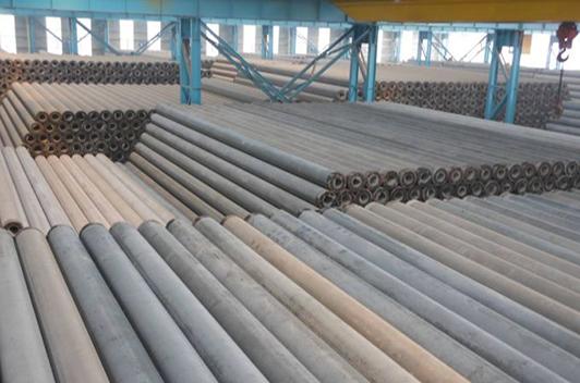 Concrete Spun Piles