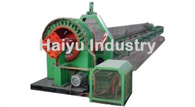 Square Concrete Pile Cage Welding Machine