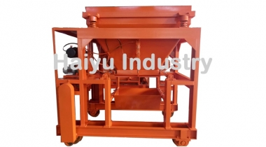 Concrete Pile Feeding Machine