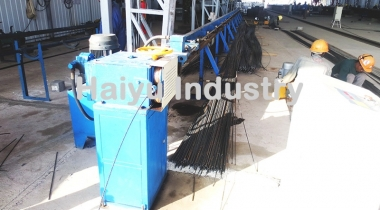 Steel Wire Fixed Length Cutting Machine