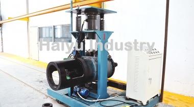 Concrete Pile Tension Machine