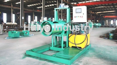 Concrete Pole Tension Machine
