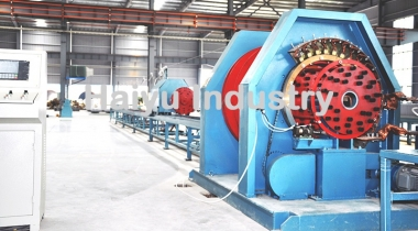 Concrete Pile Cage Welding Machine