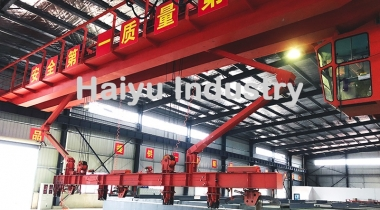 Automatic Clamp for Steel Mold