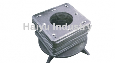End Plate for Square Piles