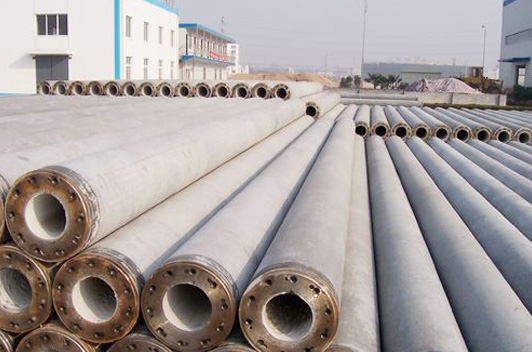 STANDARD SPECIFICATION FOR MATERIALS FOR REINFORCED CONCRETE PILES IN INDIA